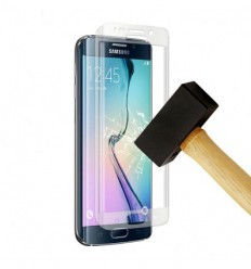 Film verre trempé - Samsung Galaxy S6 Edge protection écran