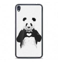 Coque en silicone Asus Zenfone Live ZB501KL - BS Love Panda