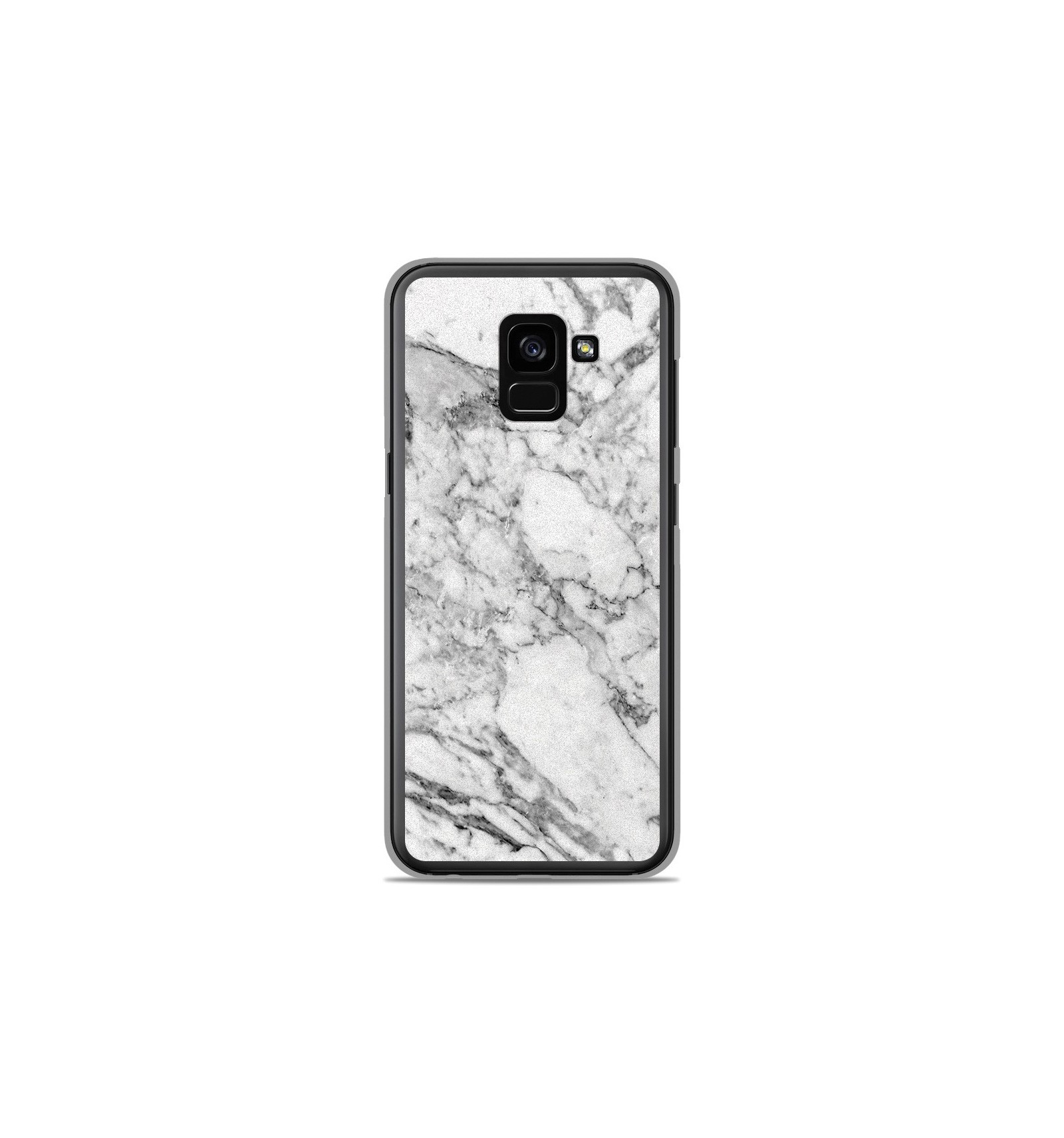 galaxy a8 coque silicone