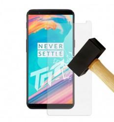 Film verre trempé - OnePlus 5T protection écran