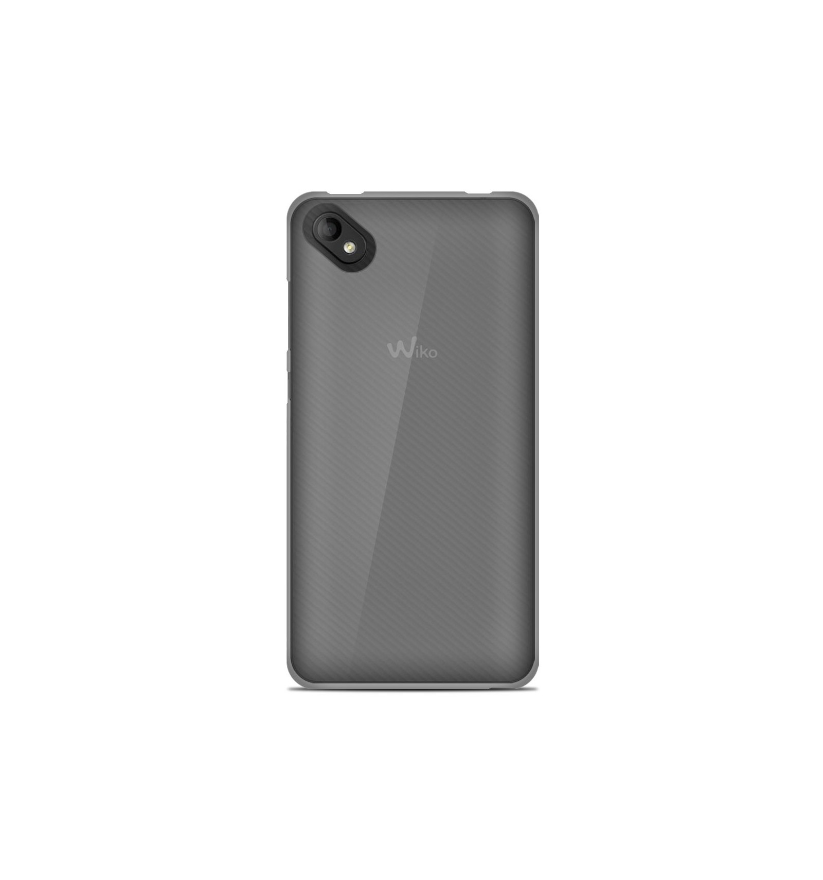 Coque wiko sunny 2 plus silicone gel transparent for Wiko sunny coque
