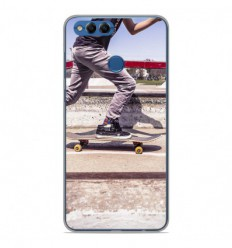 Coque en silicone Huawei Honor 7X - Skate