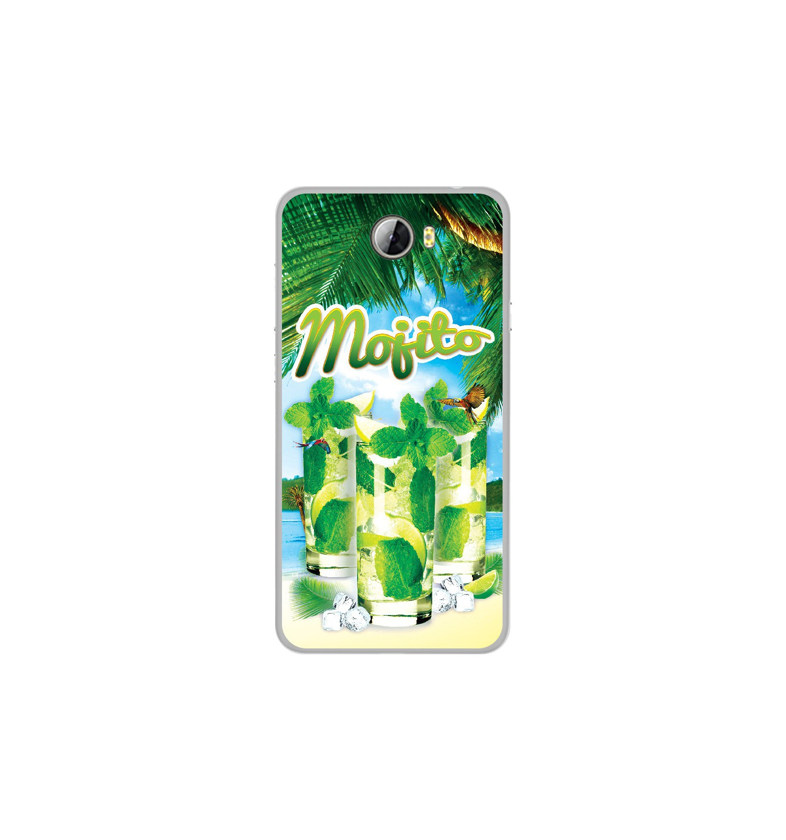 coque y5 ii huawei silicone