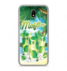 Coque en silicone Samsung Galaxy J3 2017 - Mojito plage