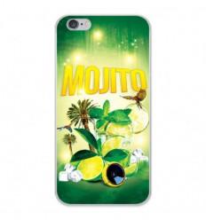 Coque en silicone Apple iPhone 6 / 6S - Mojito forêt