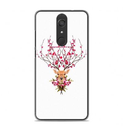 Coque en silicone Wiko View Prime - RF Spring deer