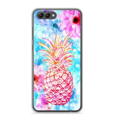 Coque en silicone Huawei Honor View 10 - Ananas