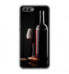 Coque en silicone Huawei Honor View 10 - Vin