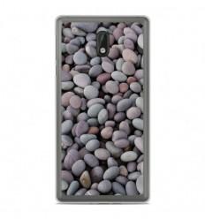 Coque en silicone Nokia 3 - Galets