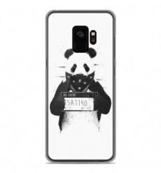 Coque en silicone Samsung Galaxy S9 - BS Bad Panda