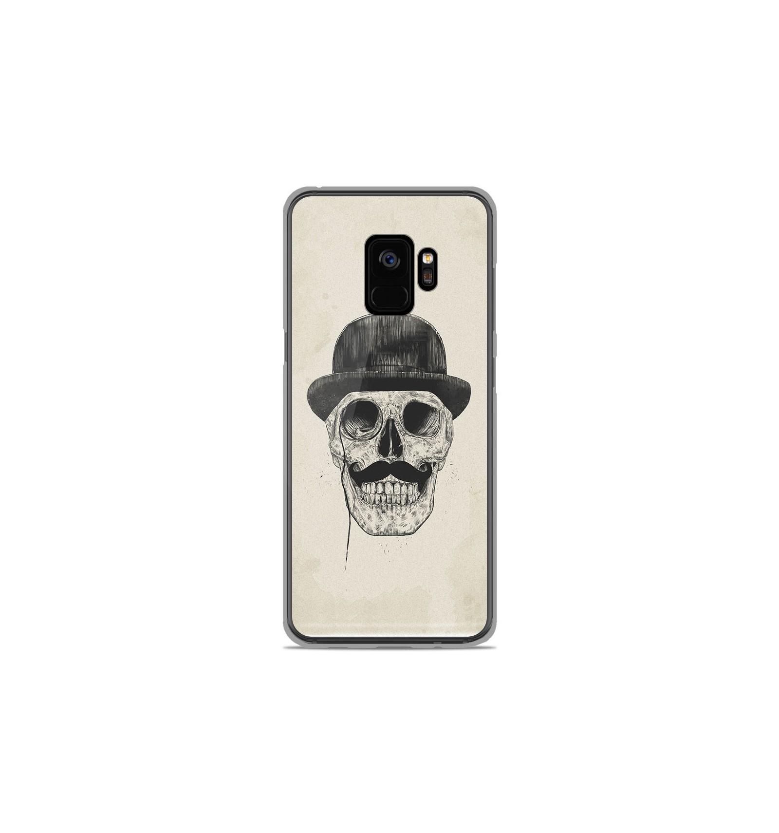 coque samsung s9 skull
