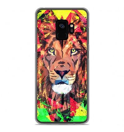 Coque en silicone Samsung Galaxy S9 - ML Do you Roar