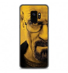 Coque en silicone Samsung Galaxy S9 - Breaking Bad