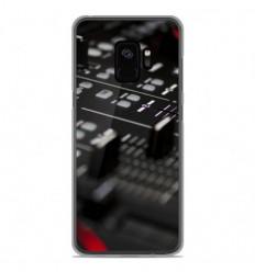 Coque en silicone Samsung Galaxy S9 - Dj Mixer