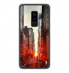 Coque en silicone Samsung Galaxy S9 Plus - Sunny side