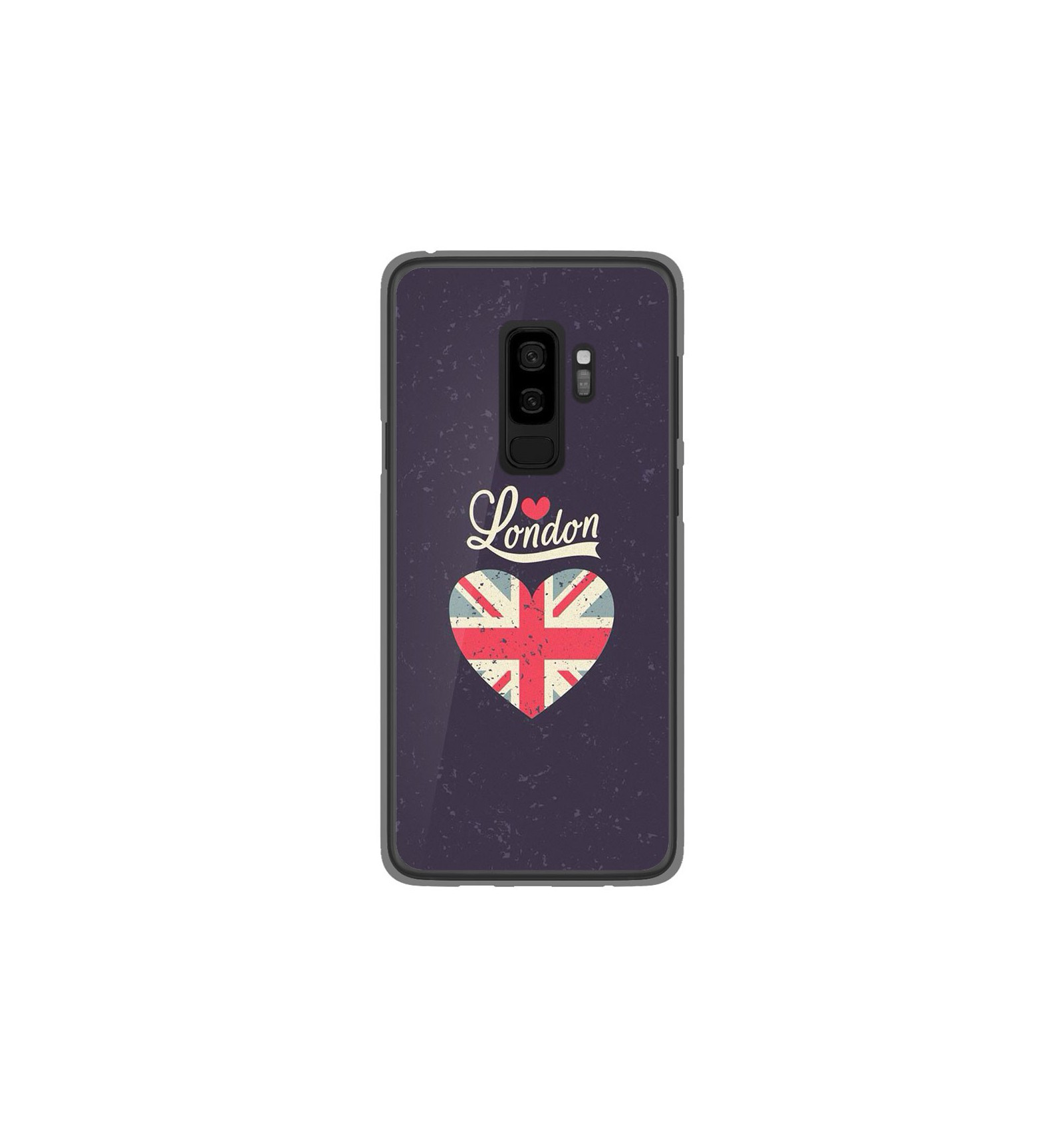 coque galaxy s9 love