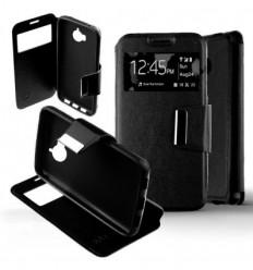 Etui Folio Huawei Y6 2017 - Noir