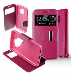 Etui Folio Samsung Galaxy S9 - Rose