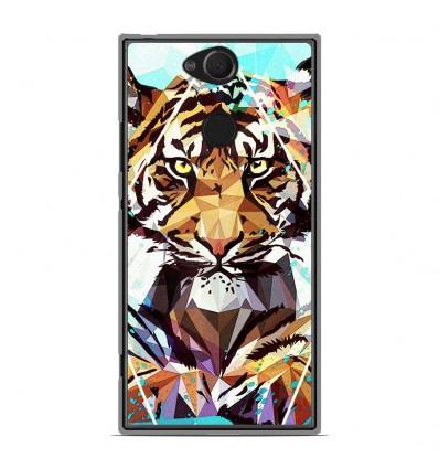 Coque en silicone Sony Xperia XA2 - ML It Tiger