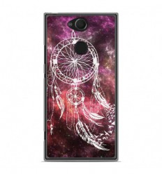 Coque en silicone Sony Xperia XA2 - Dreamcatcher Space