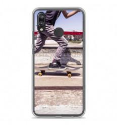 Coque en silicone Huawei P20 Lite - Skate