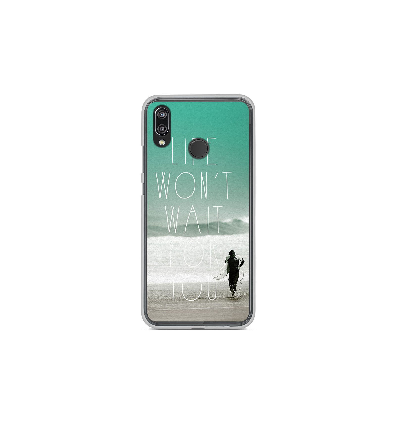 coque silicone p20 huawei