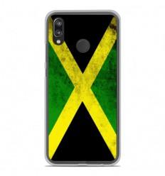 Coque en silicone Huawei P20 Lite - Drapeau Jamaïque