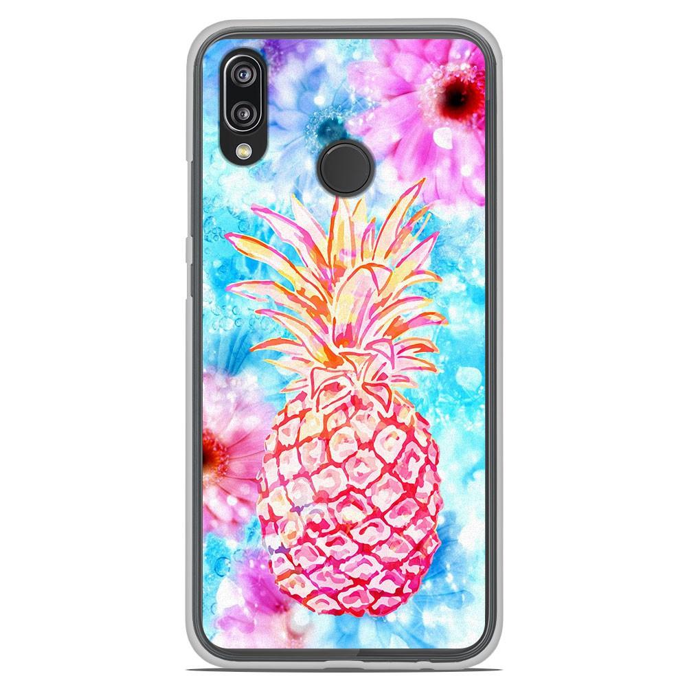 Coque en silicone Huawei P20 Lite - Ananas