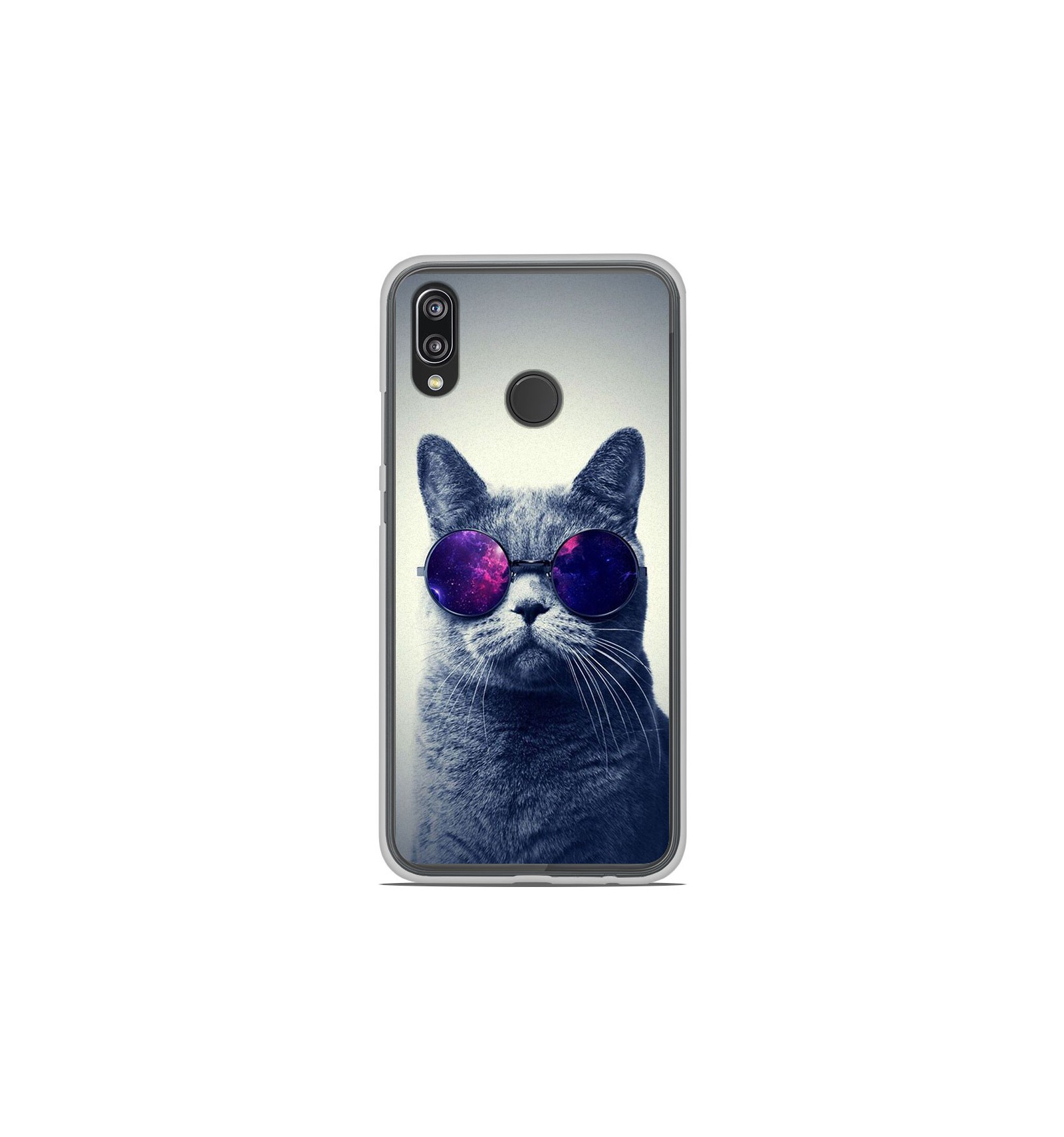 coque huawei p20 pro chat