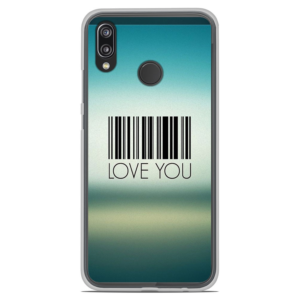 coque huawei p20 lite i love you