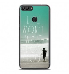 Coque en silicone Huawei P Smart - Surfer