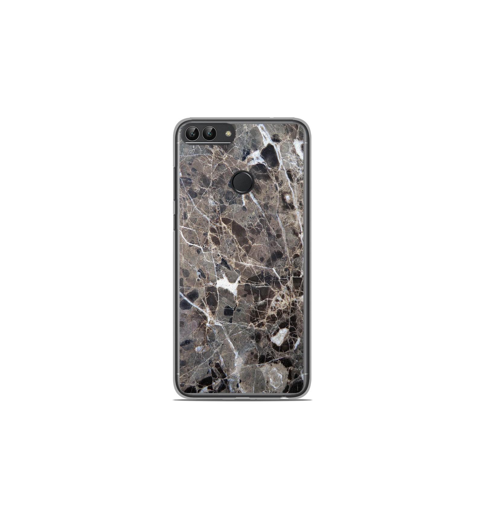 coque marbre huawei p smart