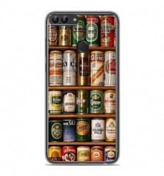 Coque en silicone Huawei P Smart - Canettes