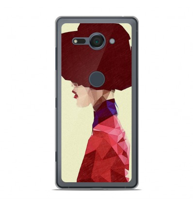 Coque en silicone Sony Xperia XZ2 Compact - ML Chic Hat