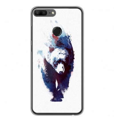 Coque en silicone Huawei Honor 9 Lite - RF Death Run