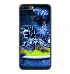 Coque en silicone Huawei Honor 9 Lite - Fontaine