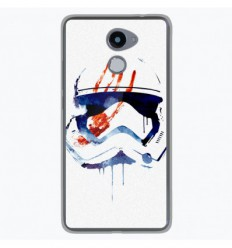 Coque en silicone Huawei Y7 2017 - RF Bloody Memories