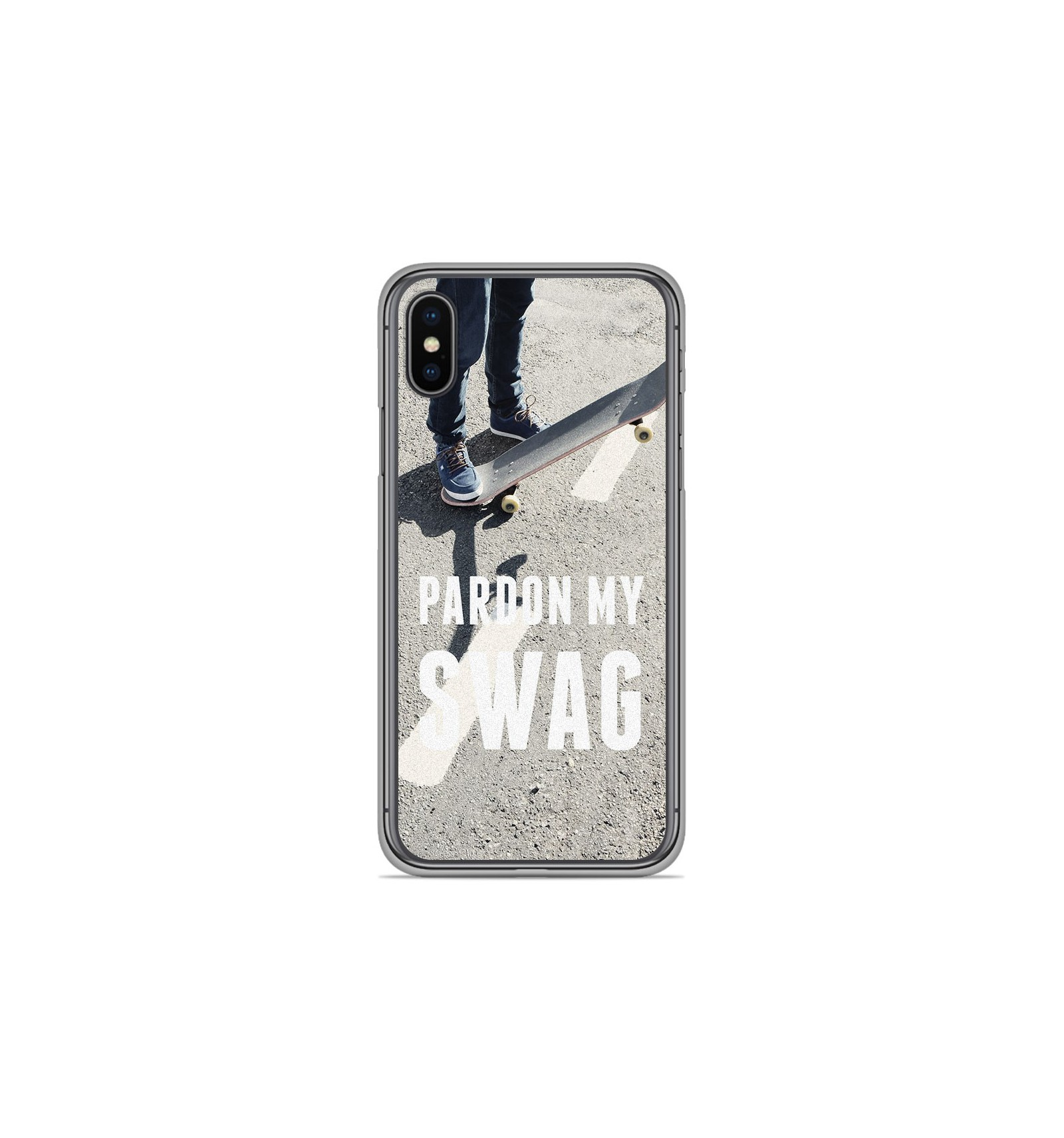 coque iphone x swagg