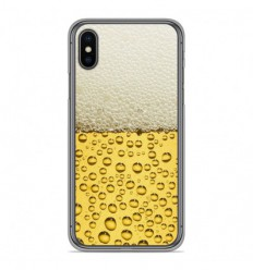 Coque en silicone Apple iPhone X / XS - Pression