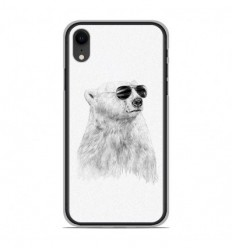 Coque en silicone Apple iPhone XR - BS Sunny bear