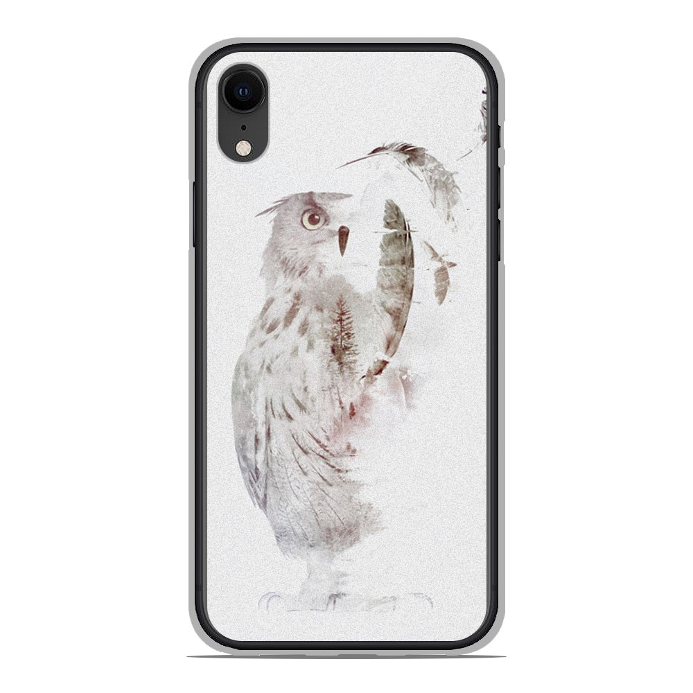 coque iphone xr leopard