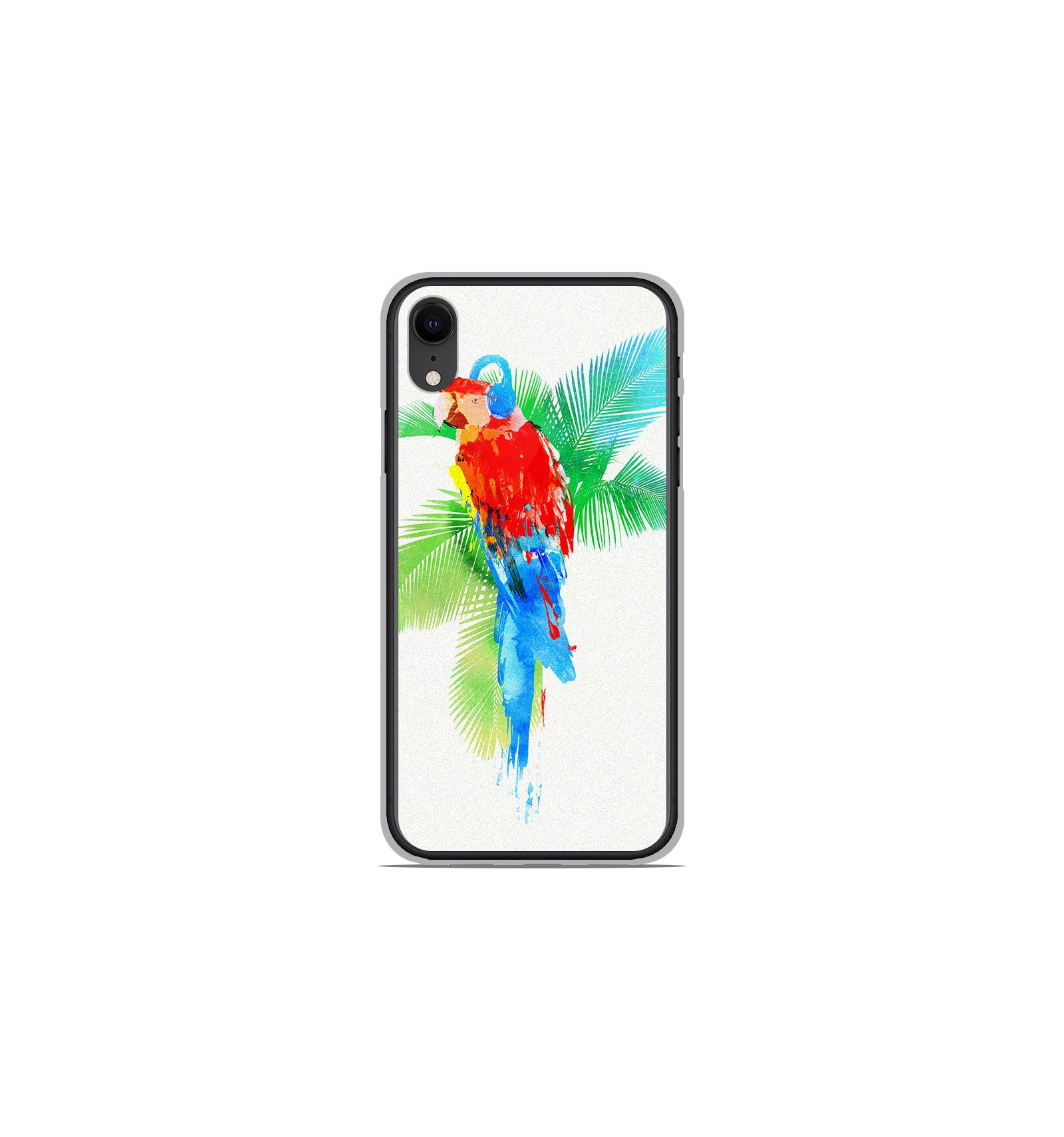coque tropicale iphone xr