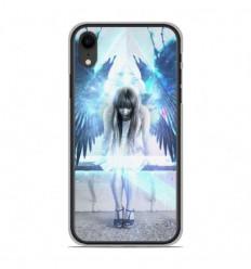 Coque en silicone Apple iPhone XR - Angel