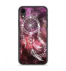 Coque en silicone Apple iPhone XR - Dreamcatcher Space