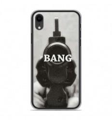 Coque en silicone Apple iPhone XR - Bang