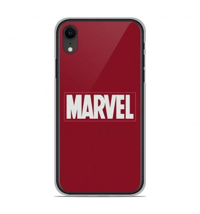 Coque en silicone Apple iPhone XR - Marvel