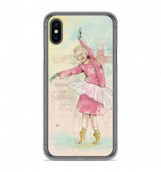 Coque en silicone Apple iPhone XS Max - BS Dancing Queen