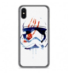 Coque en silicone Apple iPhone XS Max - RF Bloody Memories