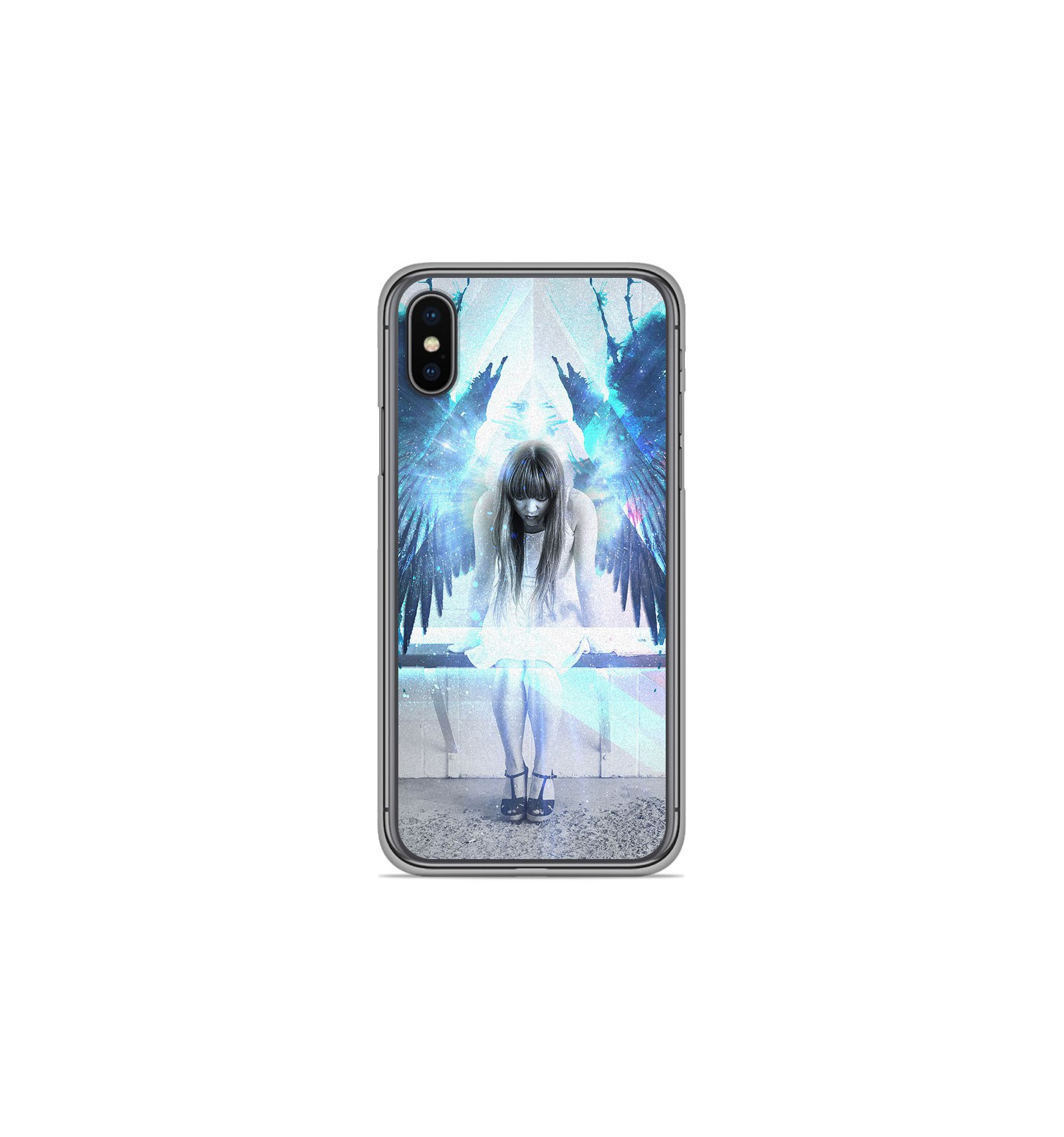 coque apple sillicone iphone xs