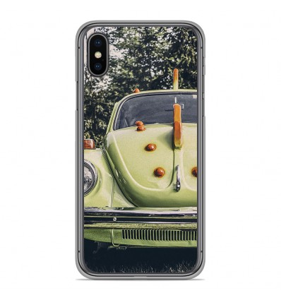 Coque en silicone Apple iPhone XS Max - Coccinelle